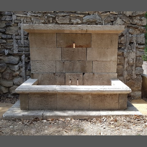 Bassins & Fontaines - Les matériaux anciens Jean Chabaud